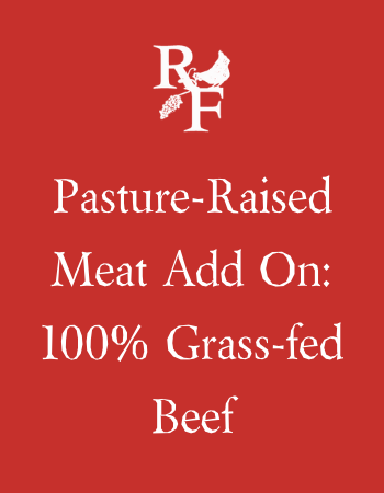 RF Meat Add-On: 1lb Ground Beef