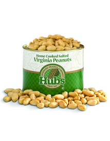 Hub's Virginia Peanuts - Lightly Salted