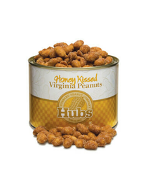 Hub's Virginia Peanuts - Honey Kissed