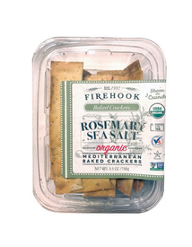 Firehook Crackers - Rosemary